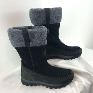 Timberland Leather Waterproof Mount Holly Mid Boot